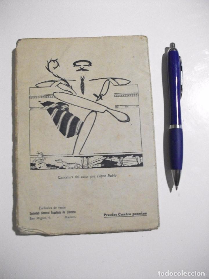 Libros antiguos: MUY RARO - DICEN MIS CANCIONES - TANGOS TONADILLAS COUPLETS ... POR JULIAN VELASCO DE TOLEDO 1945 - Foto 6 - 95309183