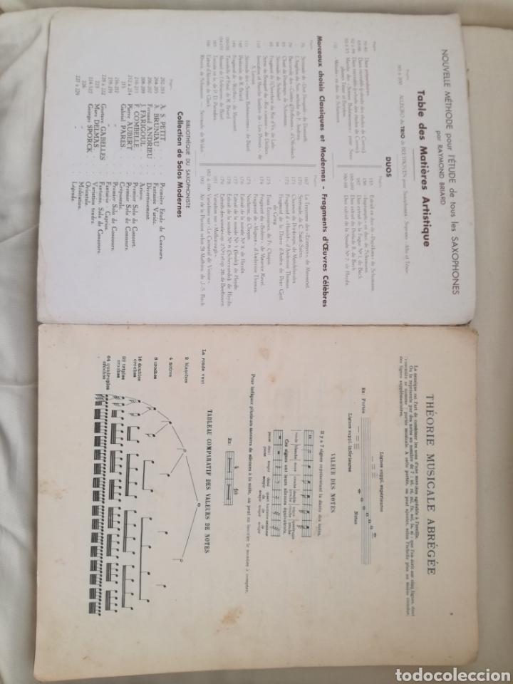 Libros antiguos: Antiguo Método para Saxofón 1930 - Foto 5 - 97810368
