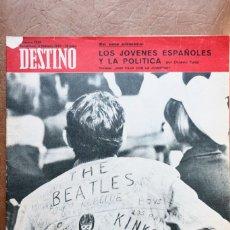 Libros antiguos: BEATLES EN ESPAÑA- 1965. Lote 98113843