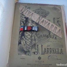 Libros antiguos: ANTIQUISIMO GRAN TOMO PIEZAS DE MUSICA DIFERENTES AUTORES MIRAR FOTOS PARA VER MEJOR . Lote 98576811