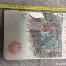 Libros antiguos: CANTOS DE LA MONTAÑA 1901.CANCIONES POPULARES DE LA PROVINCIA DE SANTANDER.. Lote 99704983
