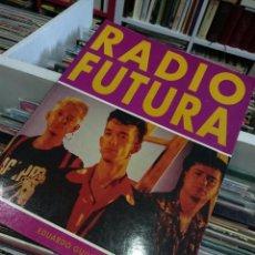 Libros antiguos: RADIO FUTURA (GUILLOT, EDUARDO - LA MÁSCARA, 1992) . Lote 101071139