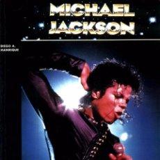 Libros antiguos: MICHAEL JACKSON. LA MÁSCARA, 1992. COLECCIÓN IMÁGENES DEL ROCK. AUTOR: DIEGO A. MANRIQUE. Lote 101071539