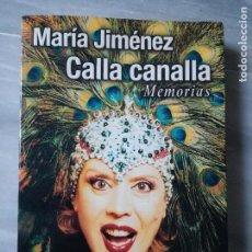Libros antiguos: BIOGRAFIA MARIA JIMENEZ. Lote 102615091