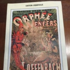 Libros antiguos: ORPHEE AUX ENFERS. Lote 102797975