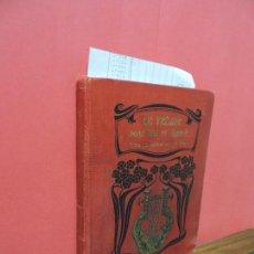 Libros antiguos: LE TRÉSOR POUR BAL ET SOIRÉE. ALBUM DE POCHE. COL. DANSES CHOISIES ET FACILES. . Lote 105240903