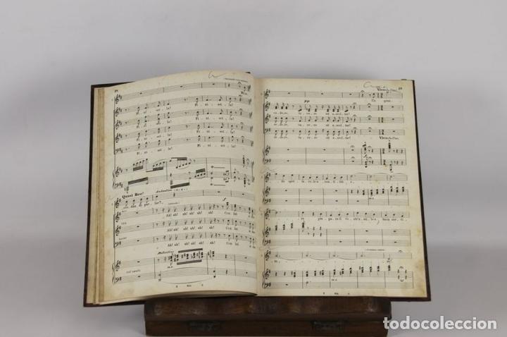 Libros antiguos: 6440- PAGLIACCI. R. LEONCAVALLO. DRAMA EN 4 ACTOS. SIN FECHA. - Foto 2 - 49647998