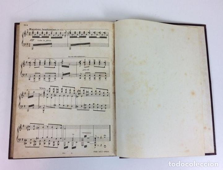 Libros antiguos: 6440- PAGLIACCI. R. LEONCAVALLO. DRAMA EN 4 ACTOS. SIN FECHA. - Foto 7 - 49647998