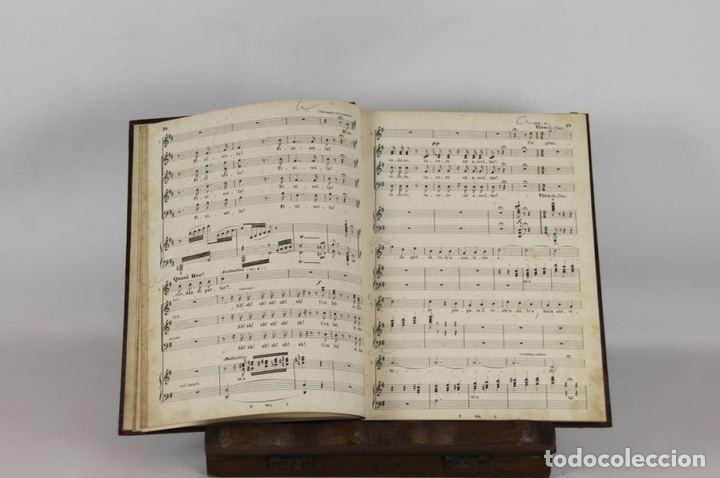 Libros antiguos: 6440- PAGLIACCI. R. LEONCAVALLO. DRAMA EN 4 ACTOS. SIN FECHA. - Foto 11 - 49647998