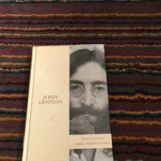 Libros antiguos: JOHN LENNON POR JORDI SIERRA. Lote 111523707