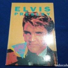 Libros antiguos: SALVAT VIDEO ROCK ( ELVIS PRESLEY ) DE MIQUEJ JURADO 1990. Lote 111683839
