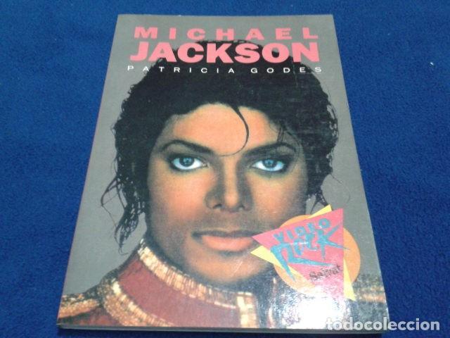 SALVAT VIDEO ROCK ( MICHAEL JACKSON ) PATRICIA GODES 1990 (Libros Antiguos, Raros y Curiosos - Bellas artes, ocio y coleccion - Música)