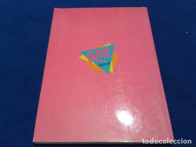 Libros antiguos: SALVAT VIDEO ROCK ( MICHAEL JACKSON ) PATRICIA GODES 1990 - Foto 2 - 111684059