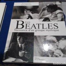 Libros antiguos: THE BEATLES ( NAISSANCE D´UN GROUPE MYTHIQUE ) HARRY BONSON TODO PHOTOGRAPHIES FRANCIA. Lote 111851687