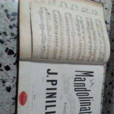 Libros antiguos: LIBRO ANTIGUO DE PARTITURA . Lote 113440371