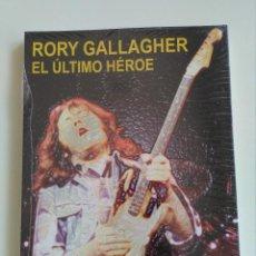 Libros antiguos: RORY GALLAGHER LIBRO. Lote 116088227