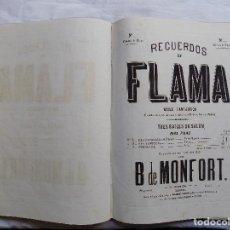 Libros antiguos: LIBRERIA GHOTICA. PIEZAS PARA PIANO.VARIAS OBRAS. 1870. GRAN FOLIO.PARTITURAS GRABADAS CON PLANCHA.. Lote 117028339