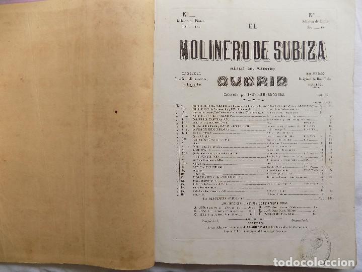 Libros antiguos: LIBRERIA GHOTICA. PIEZAS PARA PIANO.VARIAS OBRAS. 1870. GRAN FOLIO.PARTITURAS GRABADAS CON PLANCHA. - Foto 4 - 117028339