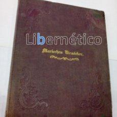 Libros antiguos: PARTITURAS PARA PIANO. H. BERTINI, FR. HÜNTEN Y D. KRUG. Lote 118286023