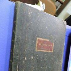 Libros antiguos: ESCUELA DEL VIOLÍN MÉTODO COMPLETO Y PROGRESIVO PARA USO DEL CONSERVATORIO. ALARD, DELPHIN. RARO. Lote 122062675