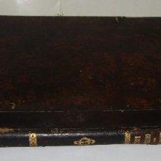 Libros antiguos: MÉTODO COMPLETO PARA GUITARRA POR FERDINAND SOR. REDACTADO Y AUMENTADO POR N. COSTE. 1851 (MUY RARO). Lote 183721527