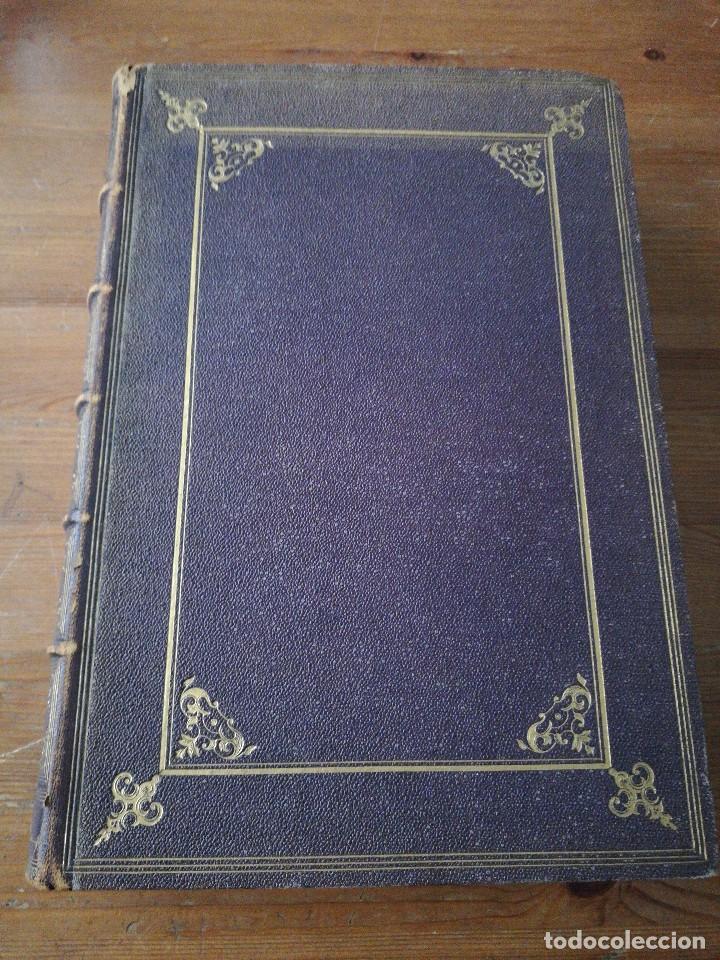 Libros antiguos: Chansons. P-J de Beranger. 1866. - Foto 2 - 125262539