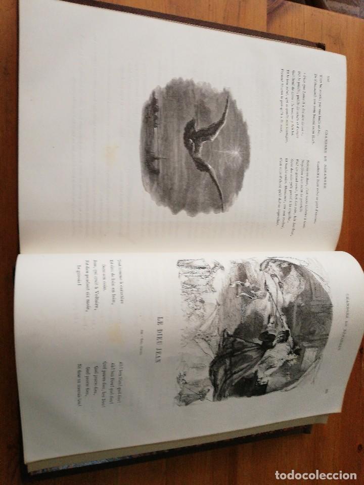 Libros antiguos: Chansons. P-J de Beranger. 1866. - Foto 12 - 125262539