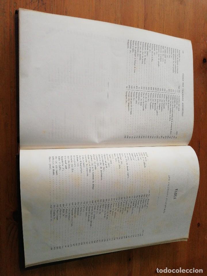 Libros antiguos: Chansons. P-J de Beranger. 1866. - Foto 16 - 125262539