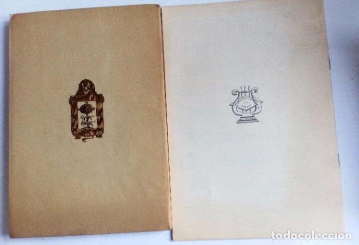 Libros antiguos: MÚSICA POPULAR VASCA. CONFERENCIAS +HIMNO PARA EL JUEVES SACERDOTAL RESURRECCIÓN MARÍA DE AZKUE BI - Foto 7 - 125920455