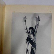 Libros antiguos: BALLETS RUSOS - CLOTILDE ET ALEXANDRE SAKHAROFF - 1933. Lote 127479731