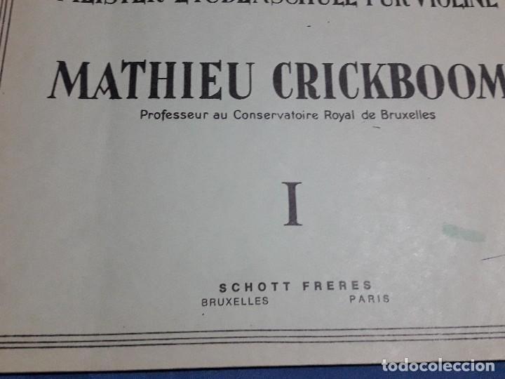 Libros antiguos: LOS MAESTROS DEL VIOLIN 1924 - Foto 2 - 128816851