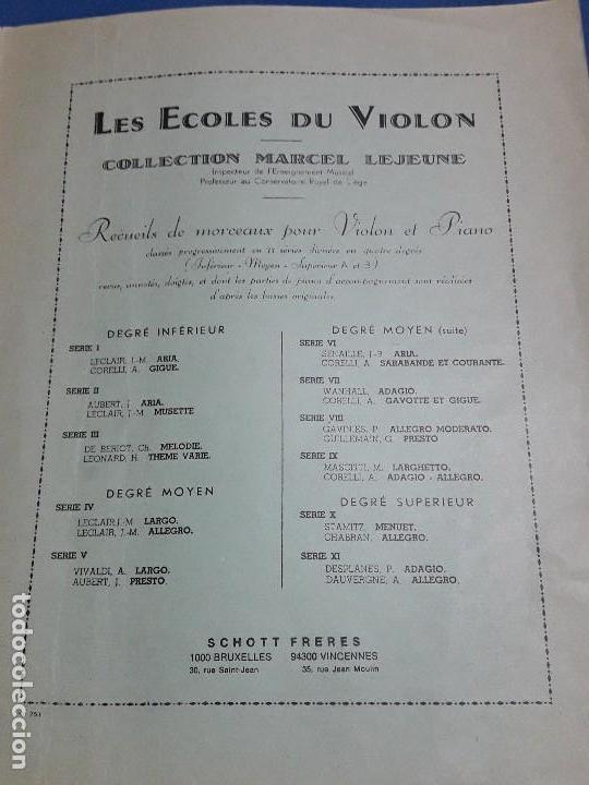 Libros antiguos: LOS MAESTROS DEL VIOLIN 1924 - Foto 5 - 128816851