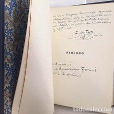 Libros antiguos: CATÁLOGO DEL ARCHIVO MUSICAL DEL PALACIO NACIONAL (AUTÓGRAFO DEL AUTOR, Gª MARCELLÁN GUERRA CIVIL. Lote 131998382