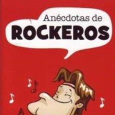 Libros antiguos: ANECDOTAS DE ROCKEROS JULIA A BONET. Lote 134093402