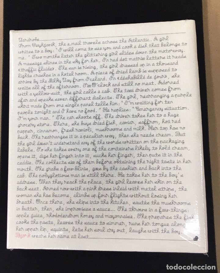 BJÖRK LIBRO CON FOTOGRAFÍAS Y TEXTOS EN INGLÉS-NUEVO Y PRECINTADO (Libros Antiguos, Raros y Curiosos - Bellas artes, ocio y coleccion - Música)