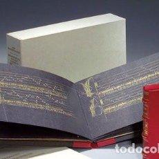 Libros antiguos: FACSIMIL LIBRO DE DANZAS, CANCIONERO DE MARGARITA DE AUSTRIA MUSICA ANTIGUA. Lote 134854346