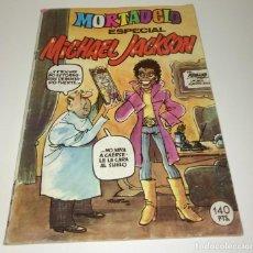 Libros antiguos: COMIC MORTADELO Y FILEMON.: ESPECIAL MICHAEL JACKSON. MUY BUSCADO.. Lote 134916626