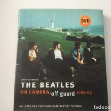Libros antiguos: THE BEATLES ON CAMERA . Lote 137109950