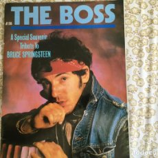 Libros antiguos: LIBRO-THE BOSS-BRUCE SPRINGTEEN. Lote 137841154