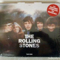 Libros antiguos: THE ROLLING STONES - TASCHEN. . Lote 139263986