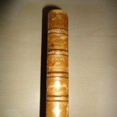 Libros antiguos: EL ALMA DE ANDALUCÍA EN SUS MEJORES COPLAS AMOROSAS FRANCISCO RODRÍGUEZ MARÍN 1929 1ª EDICIÓN. PIEL. Lote 139555446