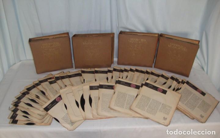 HISTORIA DE LA MÚSICA - EDITORIAL CODEX, MADRID - 1967 - 127 UNIDADES BUENA CONDICION (Libros Antiguos, Raros y Curiosos - Bellas artes, ocio y coleccion - Música)