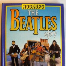 Libros antiguos: ROCKUPS THE BEATLES STORY. Lote 140637598