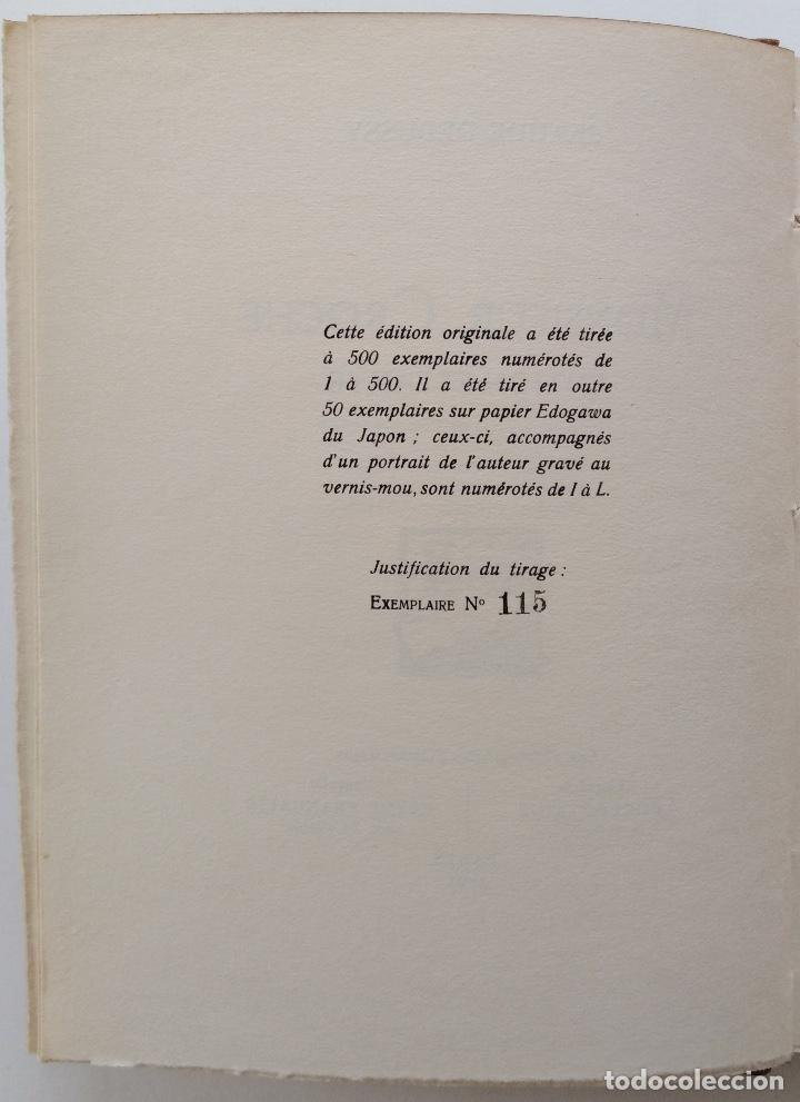 Libros antiguos: CLAUDE DEBUSSY: MONSIEUR CROCHE ANTIDILETTANTE. 1ª EDICIÓN FRANCESA DE EL SR. CORCHEA (PARÍS, 1921) - Foto 6 - 140722378