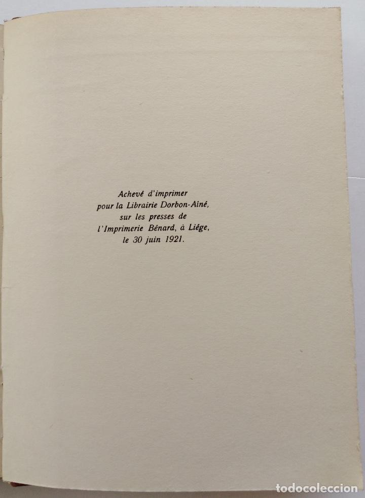 Libros antiguos: CLAUDE DEBUSSY: MONSIEUR CROCHE ANTIDILETTANTE. 1ª EDICIÓN FRANCESA DE EL SR. CORCHEA (PARÍS, 1921) - Foto 8 - 140722378
