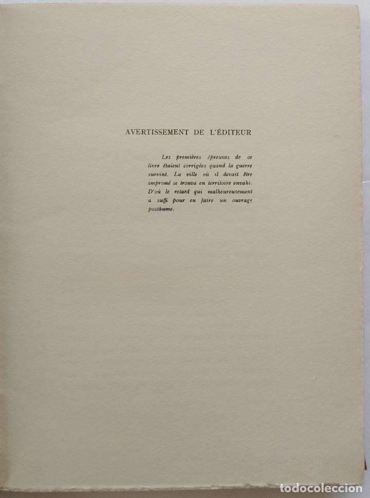 Libros antiguos: CLAUDE DEBUSSY: MONSIEUR CROCHE ANTIDILETTANTE. 1ª EDICIÓN FRANCESA DE EL SR. CORCHEA (PARÍS, 1921) - Foto 9 - 140722378