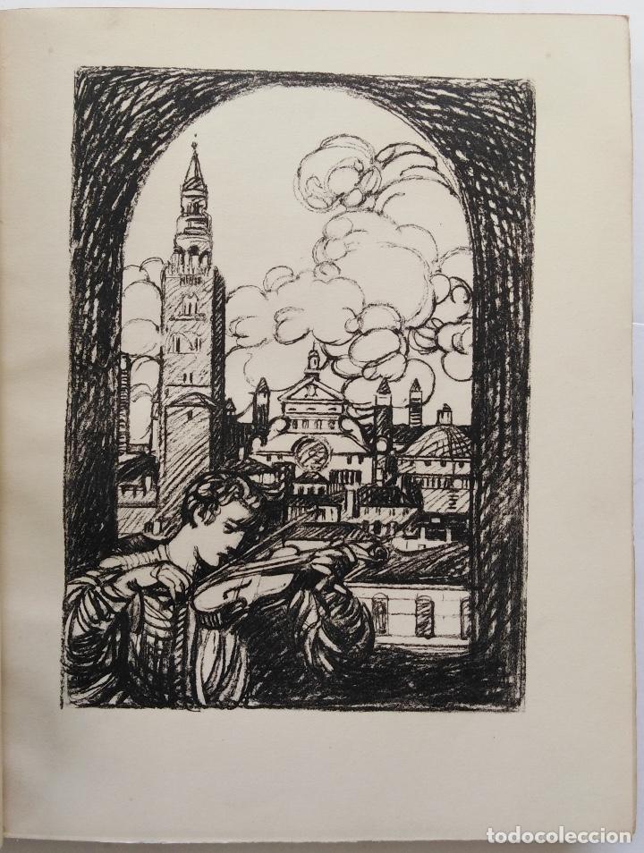 Libros antiguos: HENRY PRUNIÈRES: LA VIE ET L'OEUVRE DE CLAUDIO MONTEVERDI. 1ª EDICIÓN FRANCESA (PARÍS, 1926) - Foto 8 - 140723346