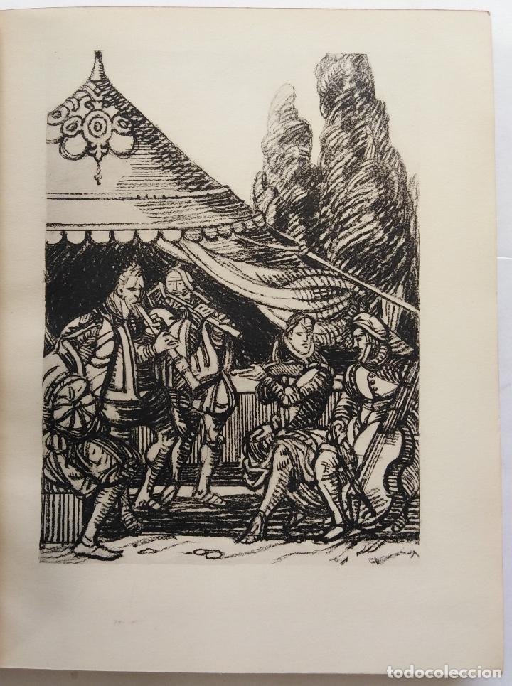 Libros antiguos: HENRY PRUNIÈRES: LA VIE ET L'OEUVRE DE CLAUDIO MONTEVERDI. 1ª EDICIÓN FRANCESA (PARÍS, 1926) - Foto 9 - 140723346