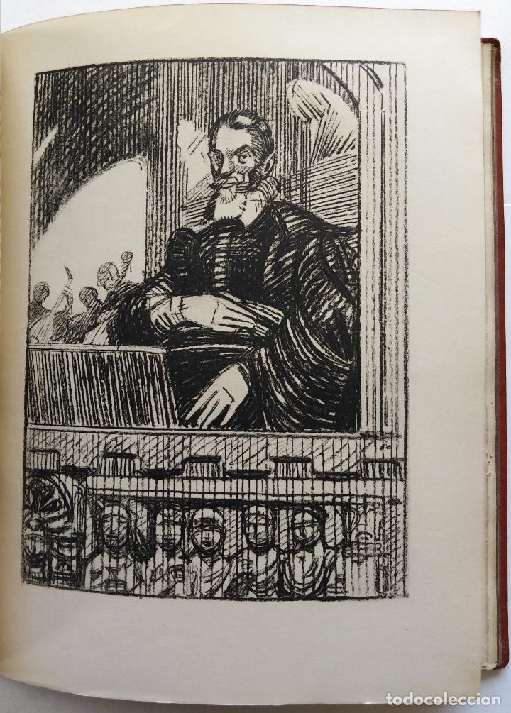 Libros antiguos: HENRY PRUNIÈRES: LA VIE ET L'OEUVRE DE CLAUDIO MONTEVERDI. 1ª EDICIÓN FRANCESA (PARÍS, 1926) - Foto 17 - 140723346