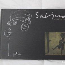 Libros antiguos: LIBRO JOAQUIN SABINA. LETRAS DE VINAGRE Y ROSAS EDICIÓN LIMITADA DE COLECCIONISTA 2009 (SIN CD). Lote 140903330